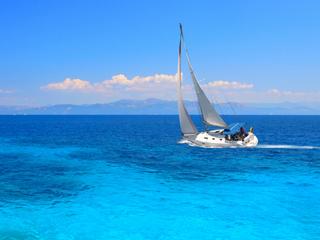 Rent boat Grecia Lefkada